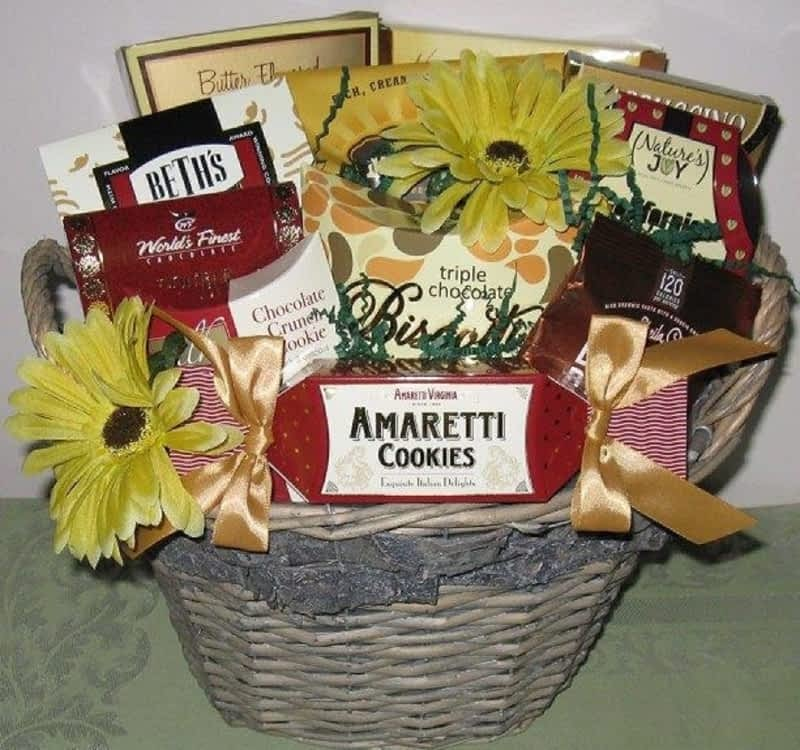 Baby Gift Basket Victoria Bc : Basket boutique the original canpages