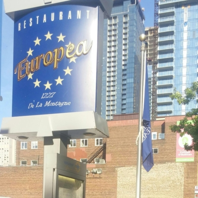 Europea Administration - Restaurants - 514-398-9229