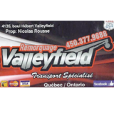 View Remorquage Valleyfield's Terrasse-Vaudreuil profile