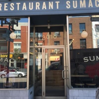 Restaurant Sumac - Restaurants moyen-orientaux - 514-935-1444