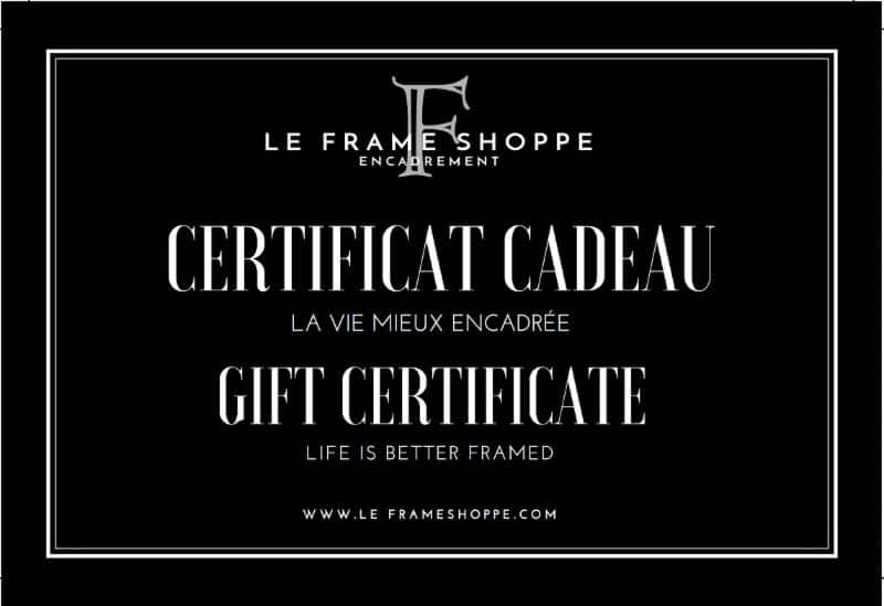 photo Le Frame Shoppe