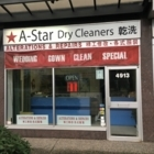 A-Star Dry Cleaners - Dry Cleaners - 604-435-7299