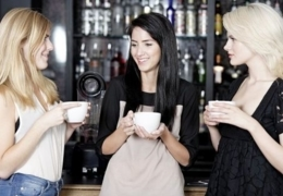 Calgary Coffee Shops by Day, Bars by Night