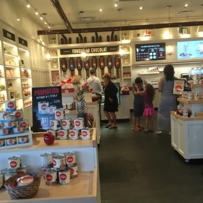 Chocolats Favoris Inc - Ice Cream & Frozen Dessert Stores - 438-387-3381