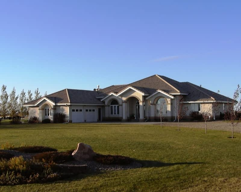Alberta Custom Home Plans Lethbridge Ab 63 Tudor Cres