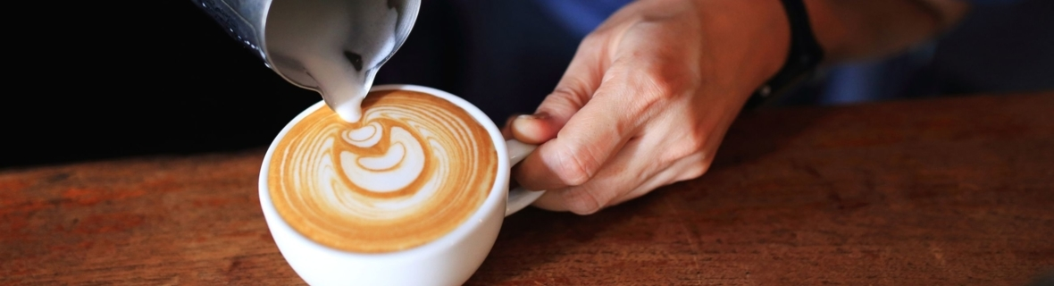 Where to find great coffee on the Plus 15 in Calgary