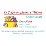 Voir le profil de Le Coffre aux Jouets et Trésors Neufs et Usagés - McMasterville