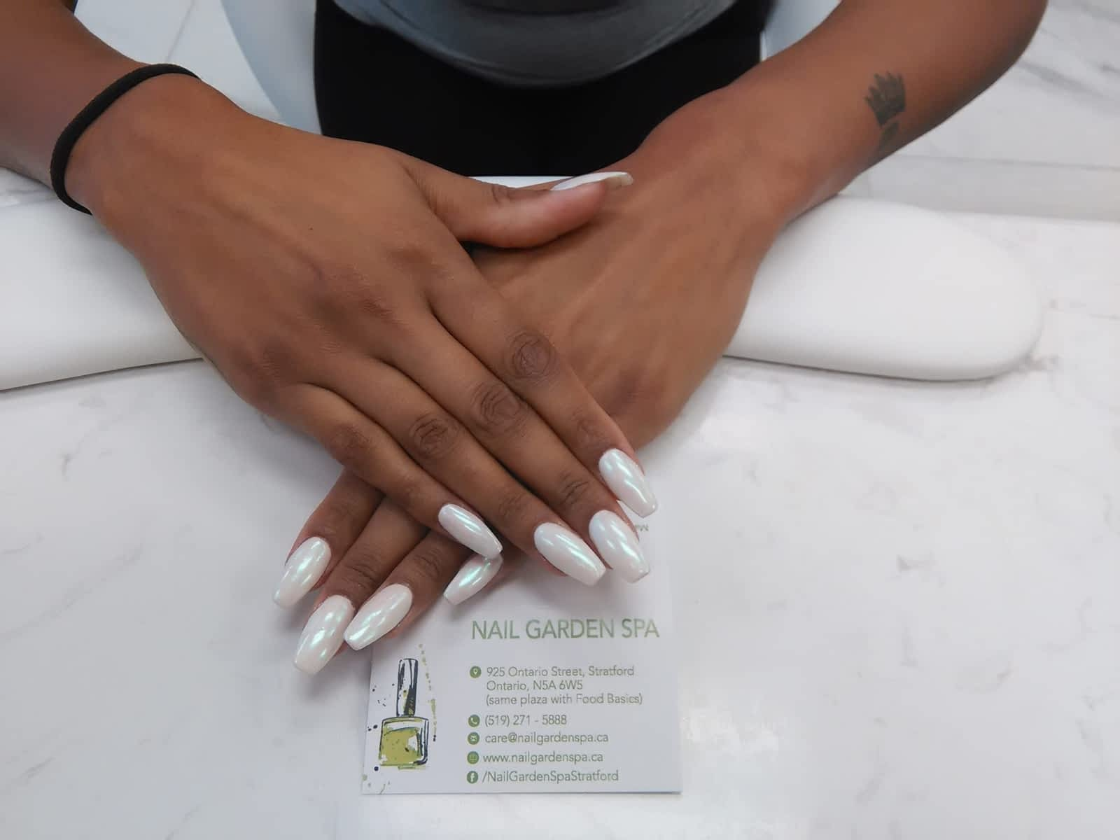 Nail Garden Spa - Opening Hours - 925 Ontario St, Stratford, ON