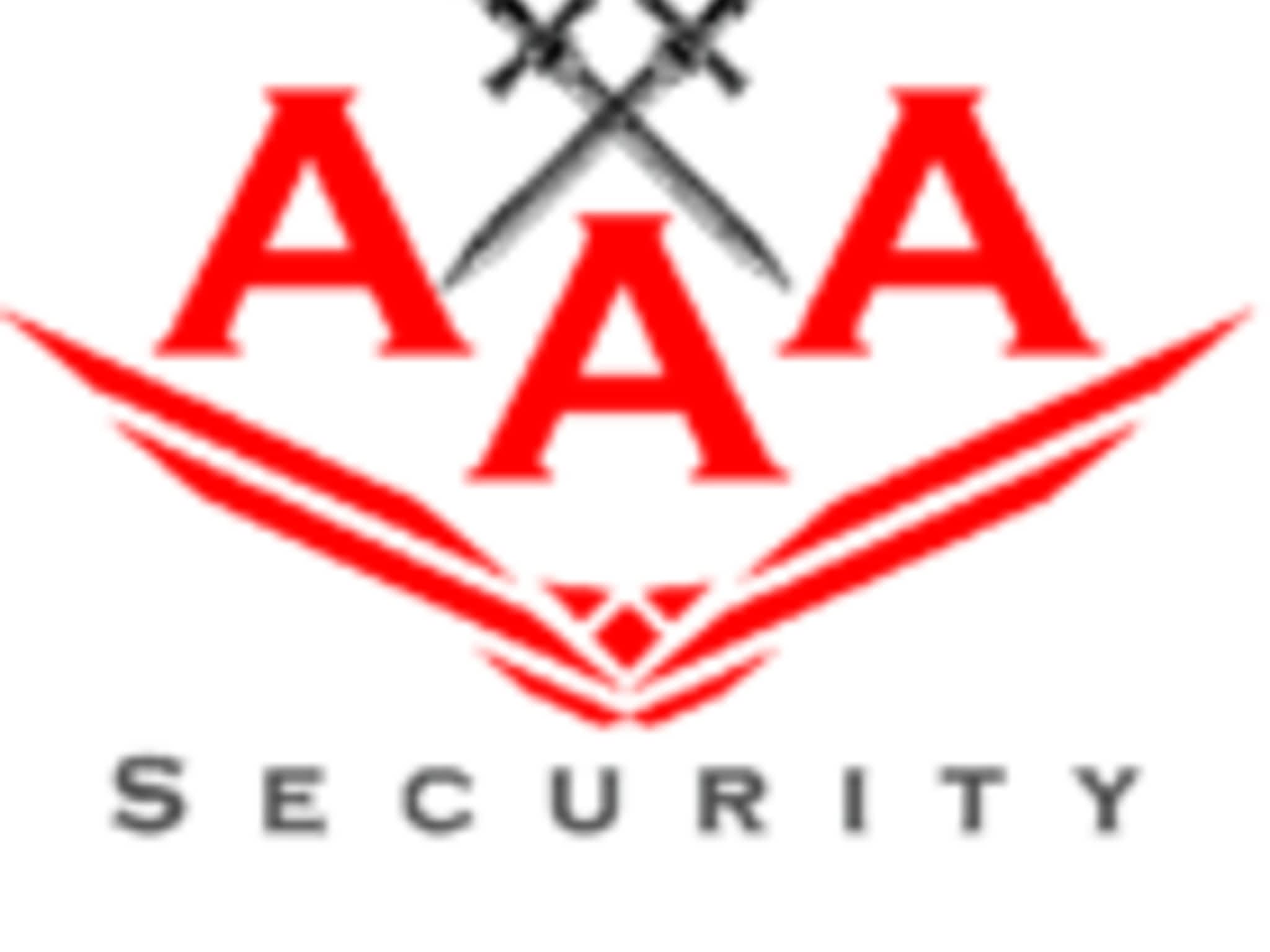 photo AAA Security Guard & First Aid Training Inc.