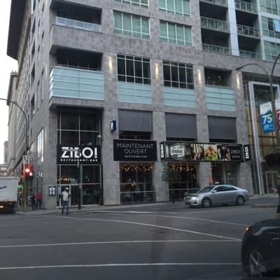Restaurant ZIBO! Centre-ville de Montréal - Burger Restaurants
