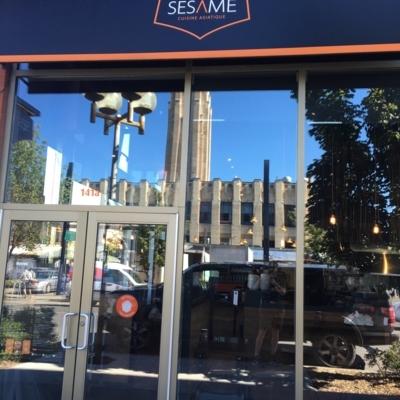 Sésame - Vegetarian Restaurants - 514-508-4576
