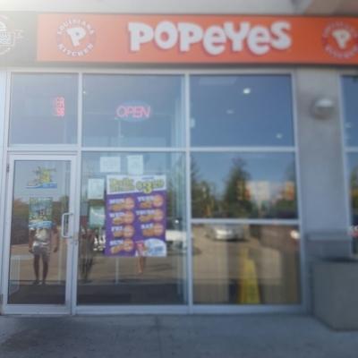Popeyes Louisiana Kitchen - Restaurants - 905-264-6309