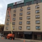 Clear-View High Rise Commercial Window Cleaning - Window Cleaning Service