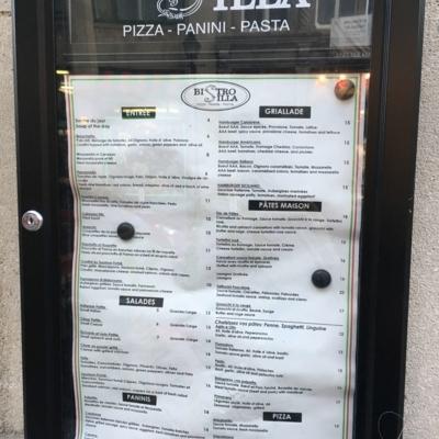 Bistro Silla - Pizza & Pizzerias - 514-439-6939