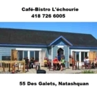 Café Bistro de l'Echourie - Bistros - 418-726-6005