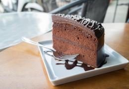 Best chocolate cake in Toronto