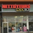 Nettoyeur DIX30 - Nettoyage à sec - 450-926-3222
