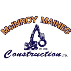 McInroy-Maines Construction Ltd - Sewer Contractors - 613-962-6605