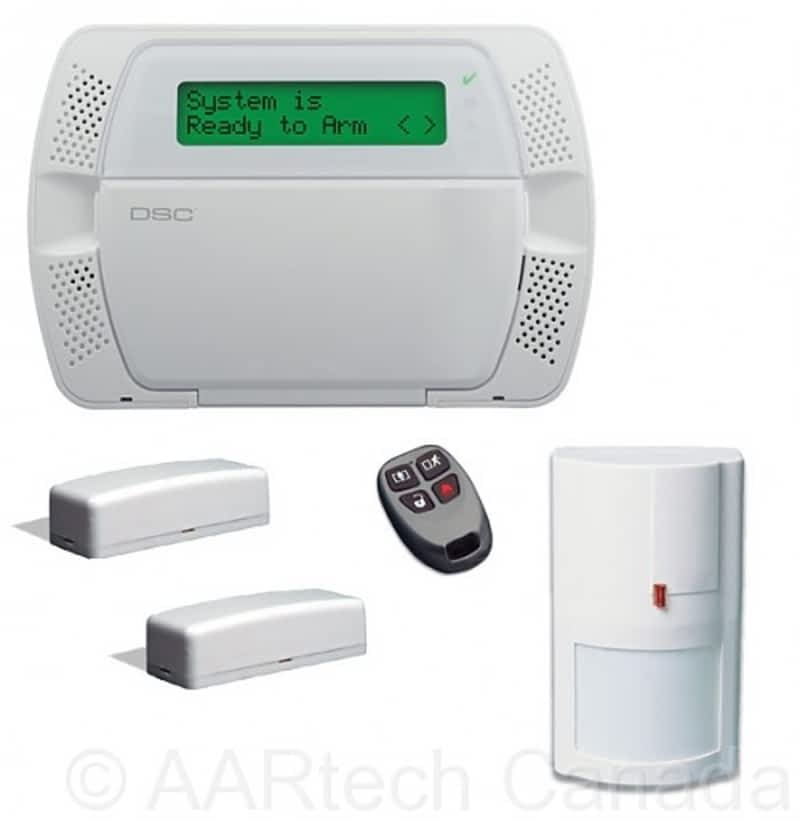 Graydon Security Systems Penticton Bc 505 Industrial