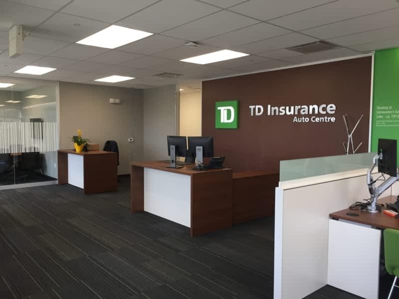 Desjardins Auto Insurance >> TD Insurance Auto Centre - Edmonton, AB - 4204 55 Ave NW ...