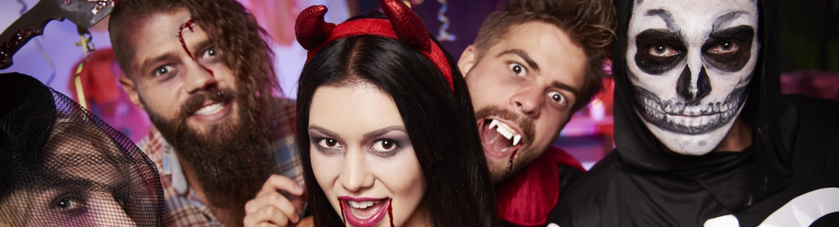 Top spots for Halloween costumes in Montreal