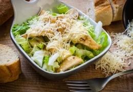 Top Caesar salads in Edmonton