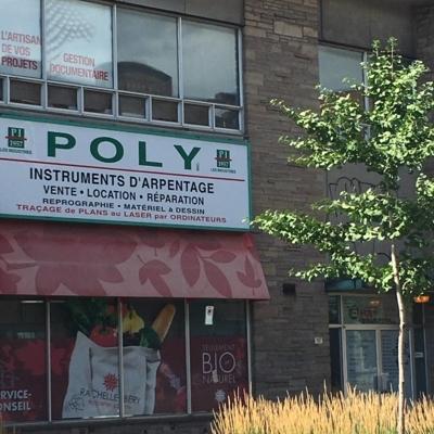 Poly Lasercad - Desktop Publishing Design