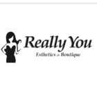 Really You Esthetics and Boutique - Logo