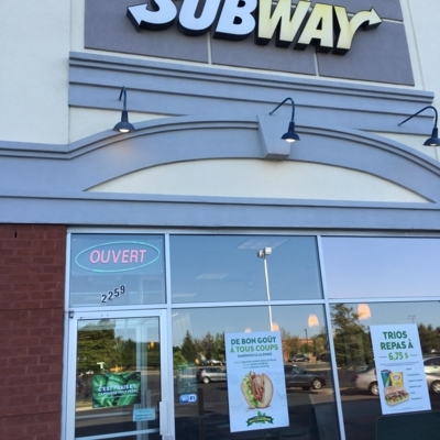 Subway® Restaurants - Restaurants - 450-468-2000