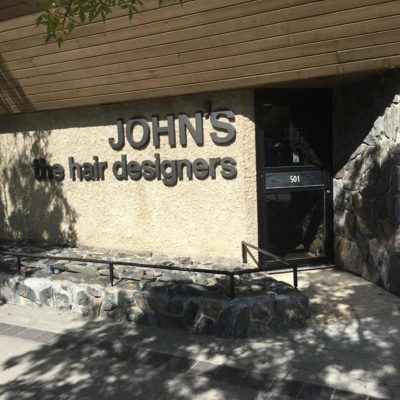 John's Hair Designers - Hairdressers & Beauty Salons
