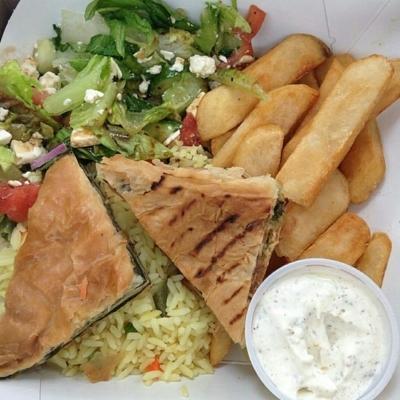 Kojax Souflaki Restaurant - Greek Restaurants - 514-493-9572