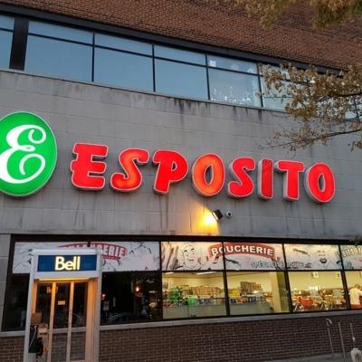 Esposito - Épiceries - 514-483-1436