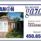 Les Service Gazon Plus Inc - Landscape Contractors & Designers - 450-655-4728