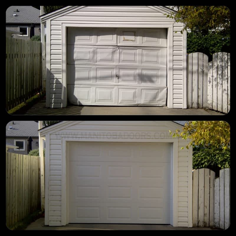 Garage Doors Winnipeg >> Manitoba Garage Doors - Winnipeg, MB - 187 Sutherland Avenue | Canpages