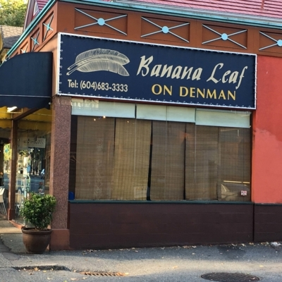 Banana Leaf - Asian Restaurants - 604-683-3333
