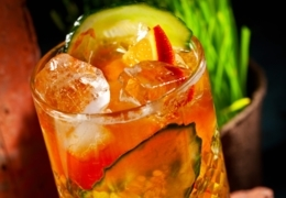 Where to find Pimm's at Edmonton restaurants