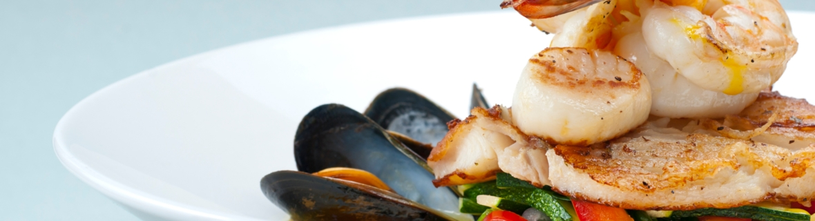 Best seafood restaurants in Toronto