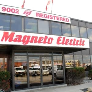 Magneto Electric Service Co Ltd - Opening Hours - 1150