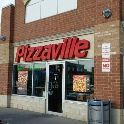 Pizzaville - Pizza & Pizzerias - 905-655-1013