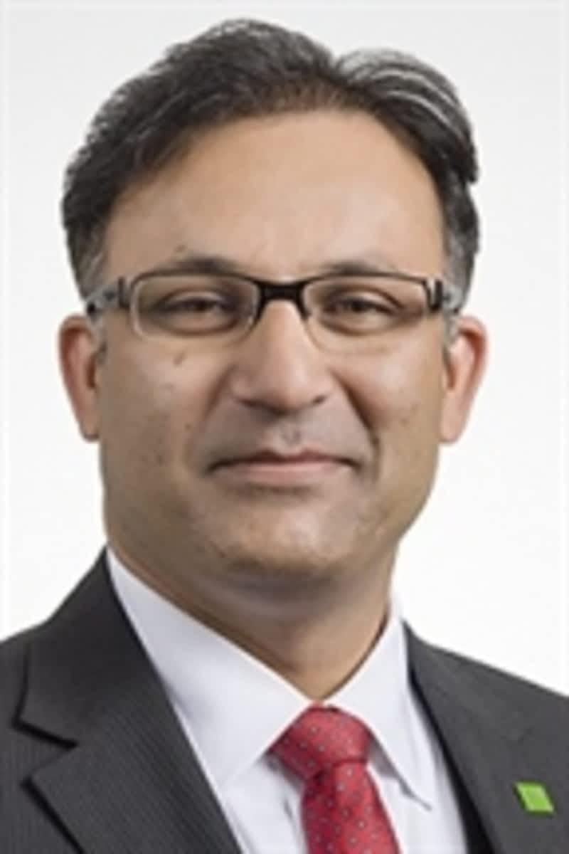 photo Rashid Maqbool - TD Financial Planner