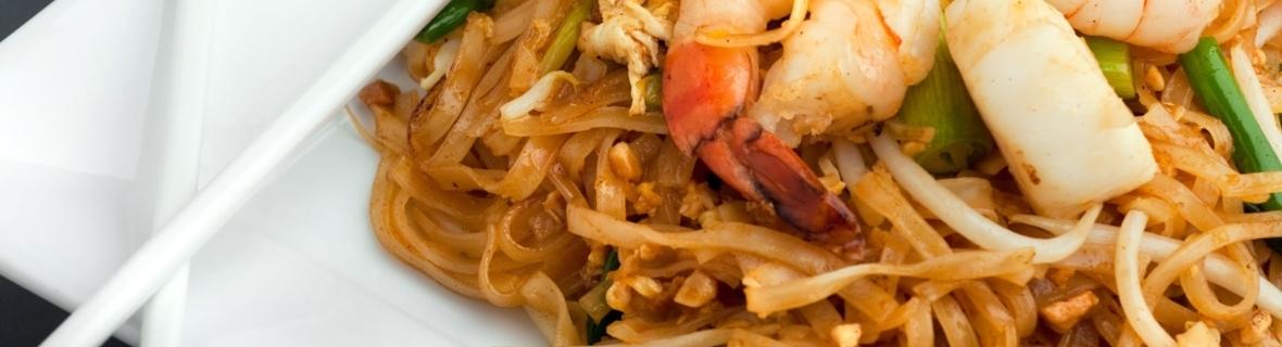 Thai restaurants in Halifax