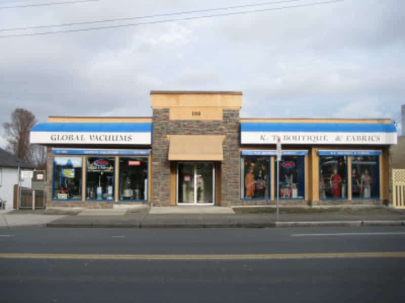 Global Vacuums Victoria Bc 106 Burnside Rd W Canpages