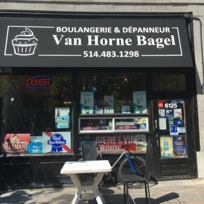 Van Horne Bagel - Bakeries