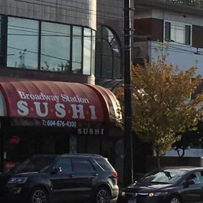 Broadway Station Sushi Resturant - Sushi & Japanese Restaurants - 604-676-4300