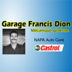 Garage Francis Dion - Auto Repair Garages - 450-375-0737