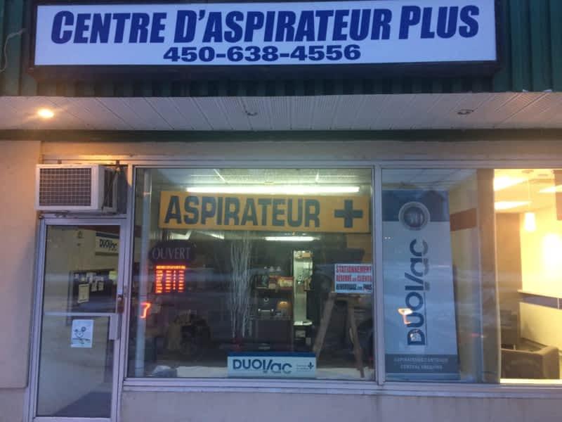 photo Centre d'Aspirateur Plus Inc