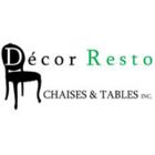 Voir le profil de Décor-Resto Chaises Et Tables - Saint-Eustache