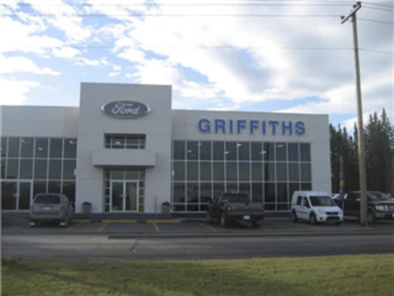 Ford Credit Canada Jobs Edmonton: Griffiths Ford - Hinton, AB - 553 Gregg Ave