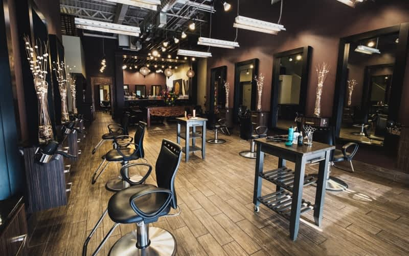 Karma salon spa calgary ab 820 3630 brentwood rd nw for About u salon calgary