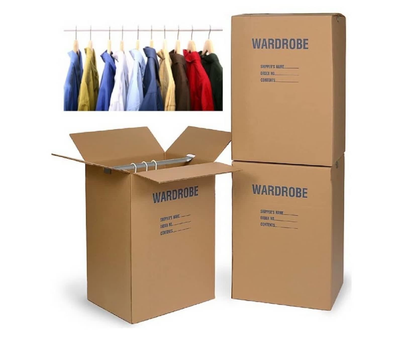 repurpose box moving boxes reuse pin wardrobe shorty and